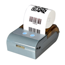 2 inci USB RS232 Bluetooth Thermal Mobile printer