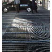 Гальванизированный решетчатый пол
