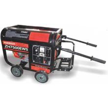 Single Phase New Model Gasoline Generator Best Selling