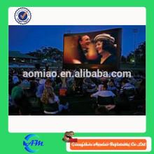 backyard square movie screen for sale