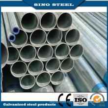 ERW / бесшовные / оцинкованные стальные трубы с завода в Китае
