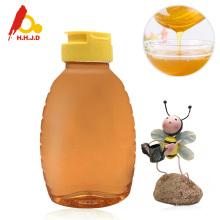 Native raw polyflower honey