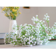 Plastic  decorative artificial  flowers