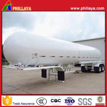 2 Axles LPG Gas Tank Truck with Volume Opptional