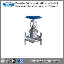 Duplex de aço inoxidável válvula globo fabricação