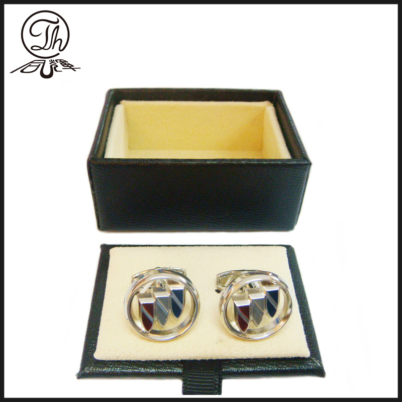 Silver Engraved Cufflinks