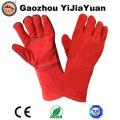 Kuh Split Leder Schweißen Handschuhe Von Gaozhou Factory, China mit Ce Genehmigung