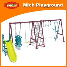 Детский детский круглый открытый лежачий свинг-набор (2301C)