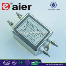 Filtro de ruído elétrico trifásico DR-20B22HB