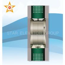 Открытый Наблюдательный Панорамный Стеклянный Лифт от Поставщика Китая