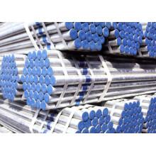 Chine fabricant de tuyaux en acier galvanisé