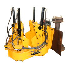 New Design Mini Loader Skid Steer Attachments Hydraulic Spade Used for Nursery Stock Base