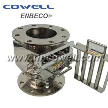 Strong Magnetic Filter Grate for Plastic Molding Machine