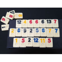 Juego Rummy chips