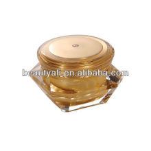 3ml 5ml 10ml small plastic jar sample cosmetic mini acrylic jars paint color eye cream jar