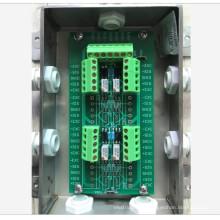 8-line SS Waterproof Junction Box