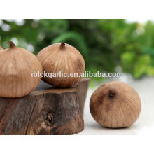 100% Pure Natural Green Food and Aged Solo Black Garlic Recipe 500g/bottle