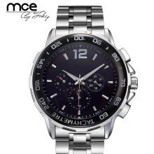Stainless Steel Wrist Band Watch Custom Logo