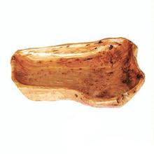 250PCS neuer fabelhafter geschnitzter natürlicher hölzerner Wurzel-Korb-Vase Bowl