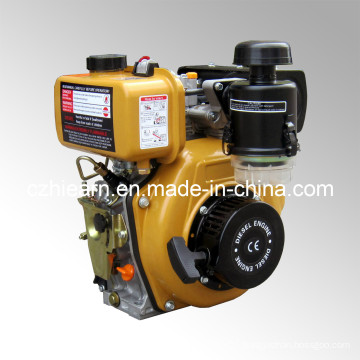Air-Cooled 4HP Diesel Engine (HR170F)