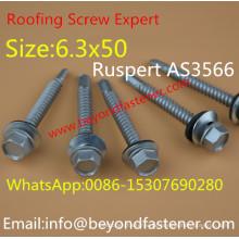 Roofing Screw Bimeataler Schraubenverschluss
