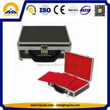 Caja de aluminio portátil para monedas (HO-1002)