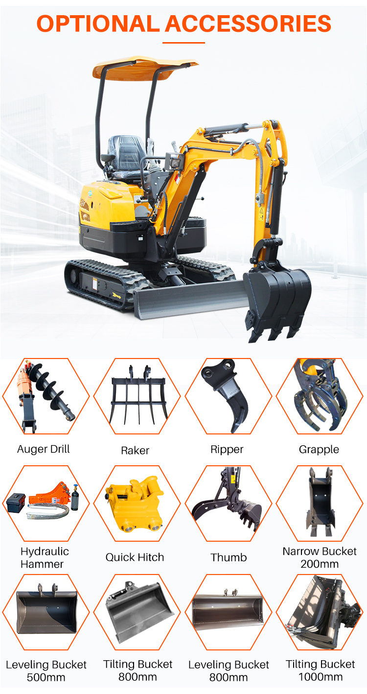 Rhinoceros xn16 excavator for sale