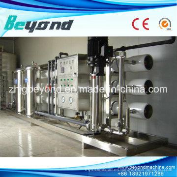 Máquina de tratamiento de agua de plantas RO con UV Sterilzier