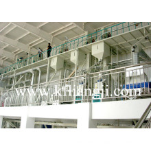 Komplettset Rice Mill Processing Machine