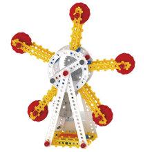 Presente Electric Sky Wheel Blocks Educação Toy