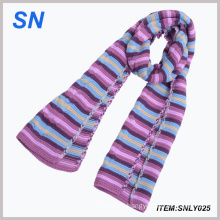 Fashion Striped Long Scarf for Ladies
