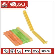 Haixing vente chaude! bâton de seal clip, Clip de joint de sac, sac étanche, sac en plastique joint bâton