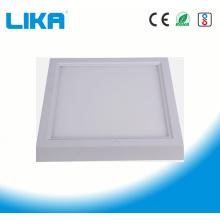 Luz de painel conduzida montada superfície do quadrado 8W