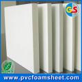 Bau 18mm PVC-Schaum-Blatt-Exporteur in China (Farbe: Reines Weiß)
