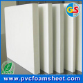 Hoja sin plomo de la espuma del PVC con el tamaño los 1.22m * 2.44m para los muebles