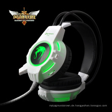 Fabrik Factory billig 3,5 mm Stecker Kopfhörer 7,1 Gaming Headset (K-16)