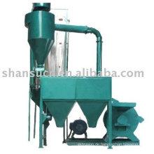 WPC-Fräsmaschine