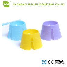 Yellow Medical Dental Disposable Plastic Dappen Dishes 2016