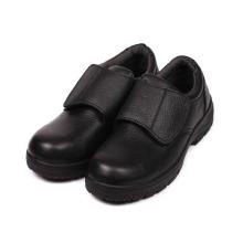 Atacado marca preta de basquete de segurança sapatos preço em india sapatos de segurança de soldagem feita na china
