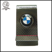 Luxury BMW mens money clips metal