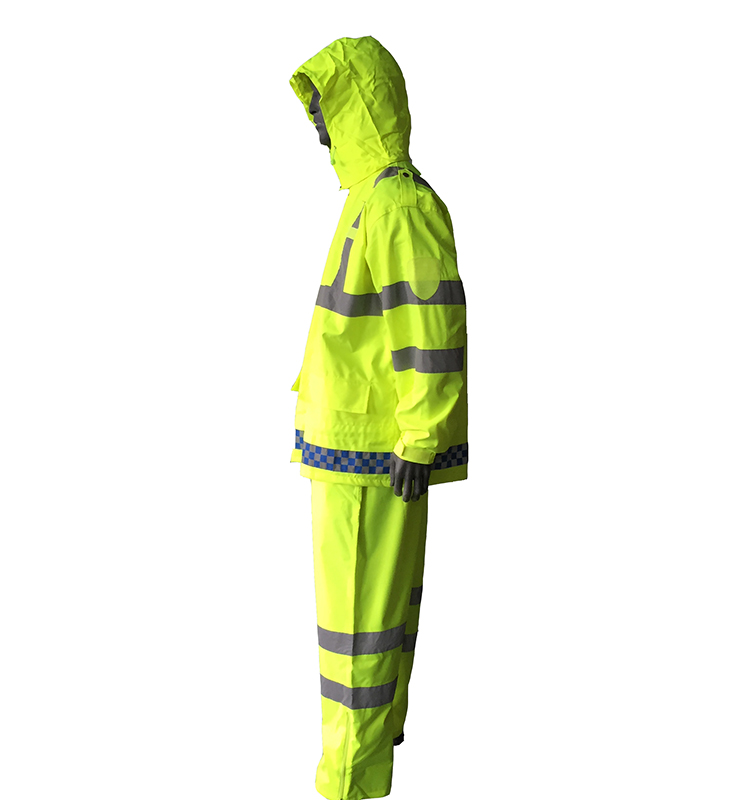 high brightness traffic jacket
