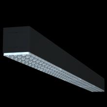 Objektivabdeckung für hängende Bürobeleuchtung