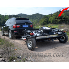 Doppelte Motorrad Anhänger MT502