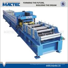 High quality fast autochange u purlins roll forming machine