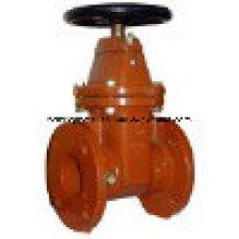 Válvula del globo del oscilación 5k del hierro fundido de la construcción naval