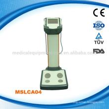 MSLCA04-1 analyseur de composition corporelle moins cher et analyseur professionnel de composition corporelle