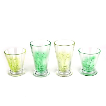 Mode Kristallglas Becher High Ball Glas