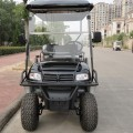 Gas powered Off-road Golf Cart untuk 6 Orang