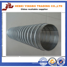 Gas Filter Used Round Shape Mine Sieving Wire Mesh