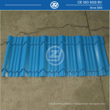 ISO Steel Cold Roll Forming Roofing Sheet